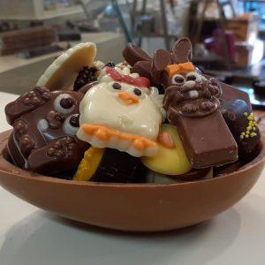 Chocolade paasei S