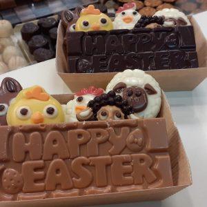 Paas bakje Happy Easter