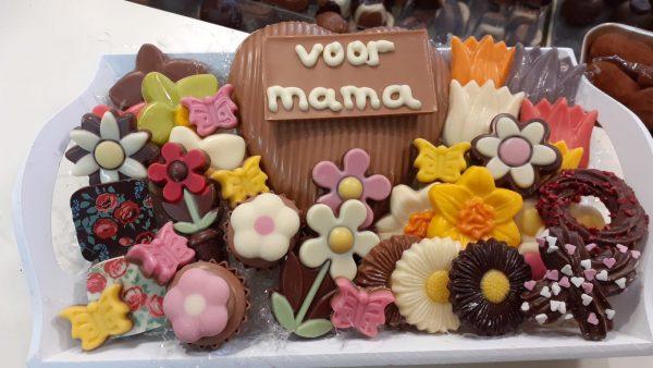 moederdag chocolade cadeau